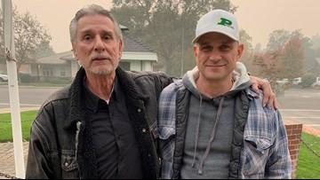 Survivor of Camp Fire helps another survivor get a new job, clothes, cellphone