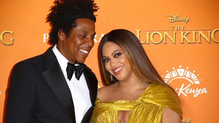 """Jay-Z, Blue Ivy, Kendrick Lamar appear on new """"Lion King"""" inspired Beyonce album"""