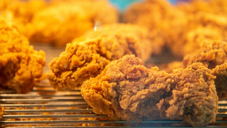 Here's what is causing chicken prices to rise across the US