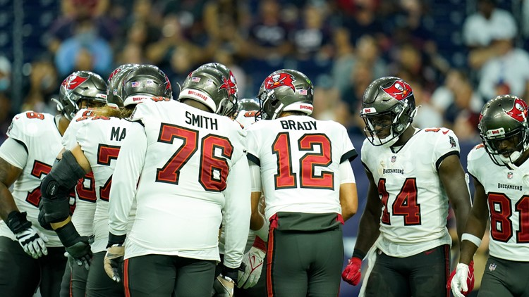 NFL preseason power rankings: Brady's Bucs top list, NFC West led by Rams