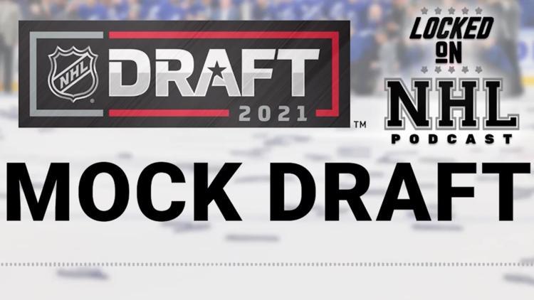 NHL Mock Draft: Sabres take Power and trade back into top 5, Kraken get Beniers