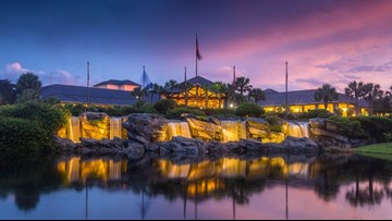 The U.S. Department of Defense owns a Disney World resort with affordable rates for military members
