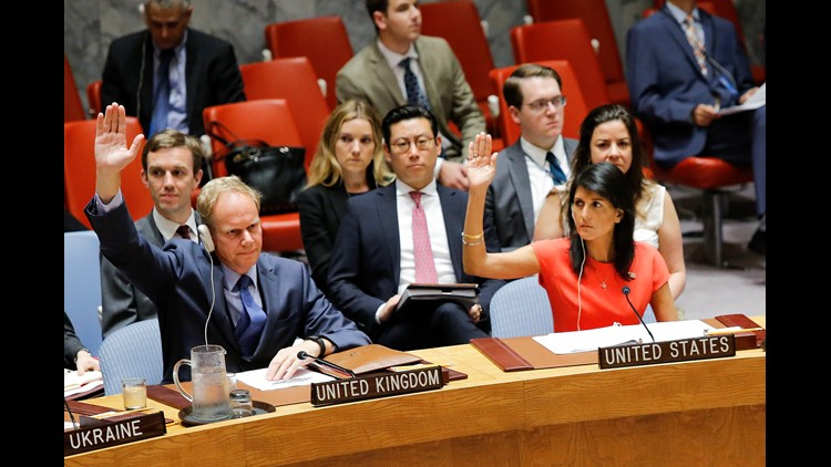 <p>The United Nations security counsel unanimously passed a resolution to increase economic sanctions against North Korea Saturday. </p>