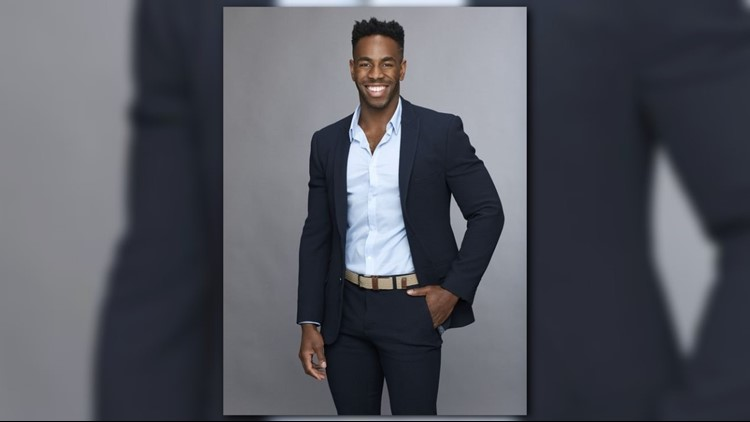 Lincoln Adim was convicted one week before The Bachelorette returned.
