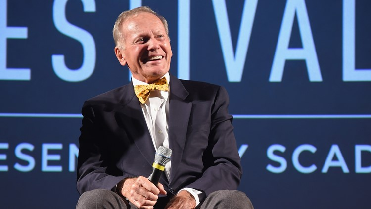 His longtime partner said Tab Hunter died Sunday of a blood clot in his leg that caused cardiac arrest.