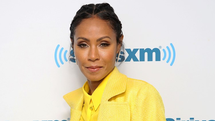 Jada Pinkett Smith said she always has to watch herself because with her history of addictions she can 'just get obsessed with things.'