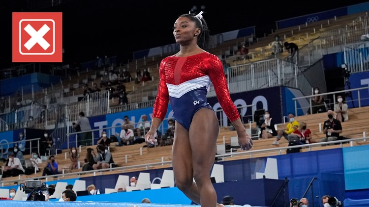 No, US gymnasts don't automatically replace Simone Biles in Olympic events she withdraws from