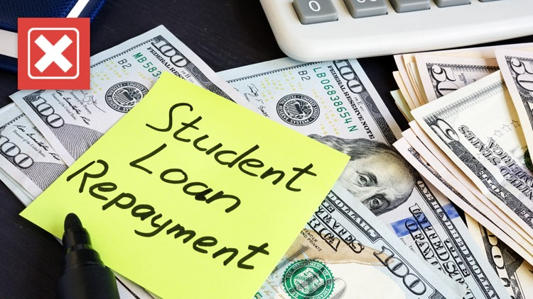 No, the children of members of Congress are not exempt from repaying their student loans