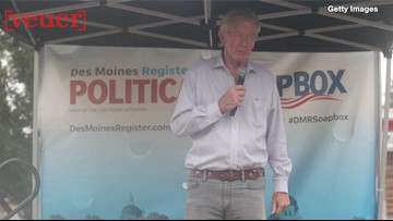 GOP Presidential Challenger Bill Weld Confident He Can Beat Trump in a New Hampshire Primary
