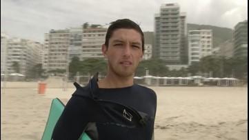 Brazilian Surfers Still Catching Waves Despite Warnings Amid Coronavirus Pandemic