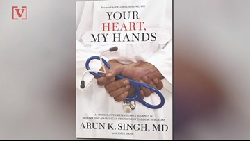 How an Immigrant with Hand Injuries Became One of US's Best Heart Surgeons
