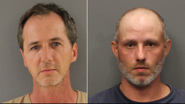 Two men will plead guilty to taking homeless men from Knoxville to Smokies to rape them