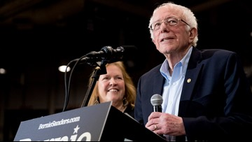 Bernie Sanders' narrow win ups pressure on moderates to coalesce