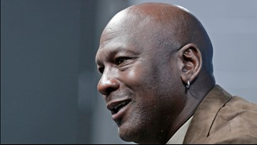 Michael Jordan pledges $1 million in Dorian relief
