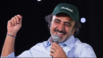 Chobani offers to pay off all student food debt in Warwick, Rhode Island