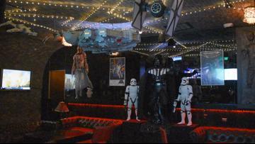 'Star Wars'-themed Dallas pub celebrates 'Fett Tuesday'
