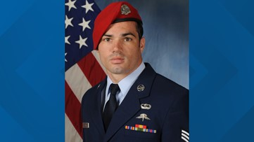 Sachse family mourns airman who went missing during training accident