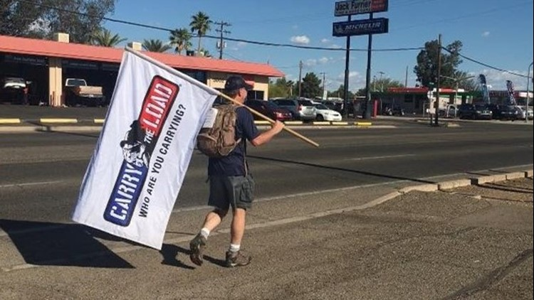 'Carry the Load' making stops in Waco this Friday