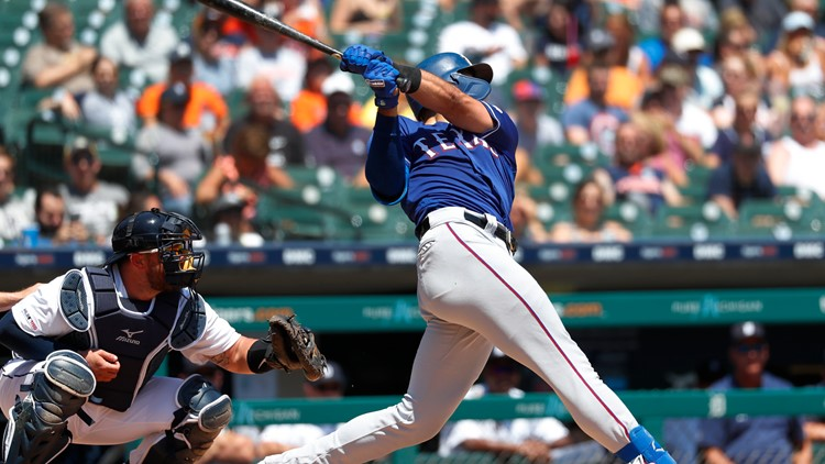 Texas Rangers Joey Gallo, Adolis Garcia and Kyle Gibson selected for 2021 American League All-Star team