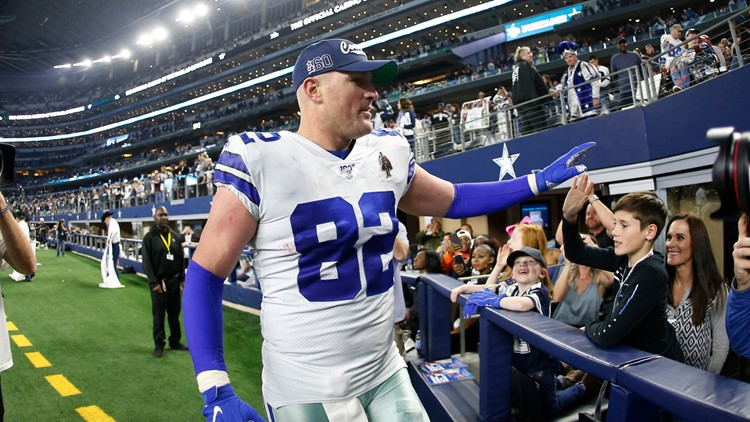 Former Cowboys Jason Witten to become new head football coach in North Texas