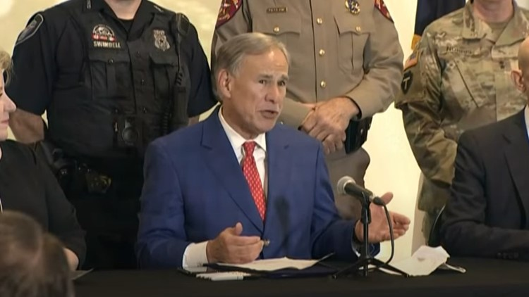 In Fort Worth, Gov. Abbott signs bill for $1.8B in state funding for border security