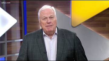 Dale Hansen Unplugged: 'This is my Veterans Day message: bring the draft back'