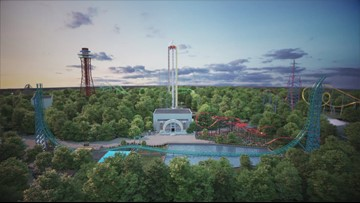 Six Flags to move world headquarters to Globe Life Park after striking deal with Texas Rangers