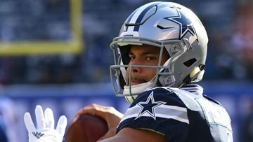 Dallas Cowboys put their spin on the 'Yanny' vs. 'Laurel' debate