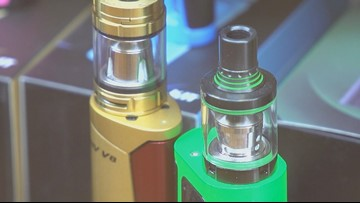 State's first death linked to vaping-related lung illnesses is North Texas woman