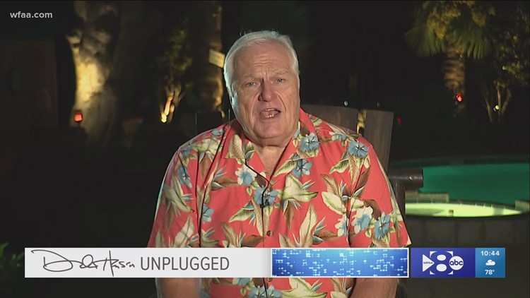 Dale Hansen Unplugged: 'We need the good cops to call out the bad cops.'