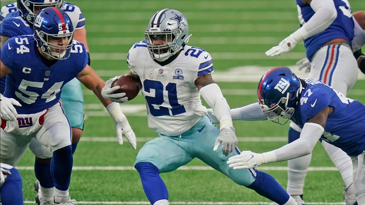 Dallas Cowboys lose to New York Giants in last bid for playoffs