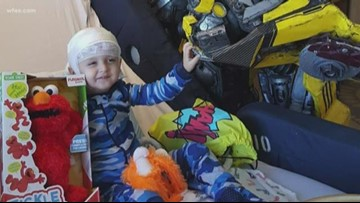 'It takes a toll:' He's a 3-year-old whose prescriptions cost $3 million a year