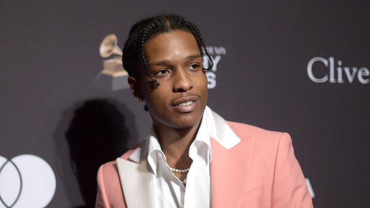 Trump says he's trying to bring rapper A$AP Rocky home