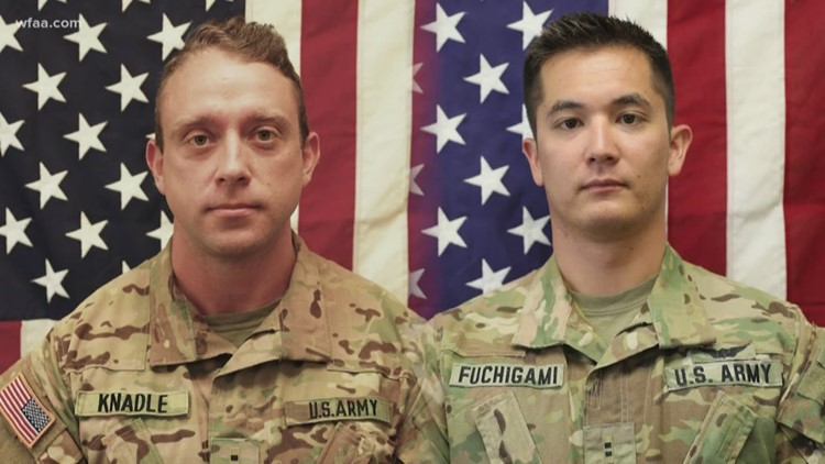 'We are all basically devastated at losing David' | Father of Fort Hood soldier killed in Afghanistan mourns son