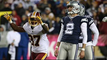 Dallas Cowboys release veteran kicker Brett Maher