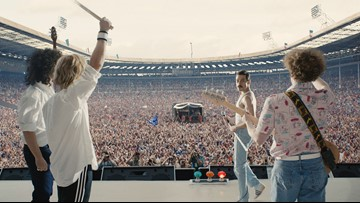 Rock out to 'Bohemian Rhapsody' at home, plus more new movies, from the Director's Chair