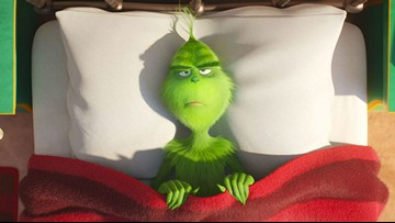 Director's Chair: 'The Grinch,' plus more new movies to watch at home
