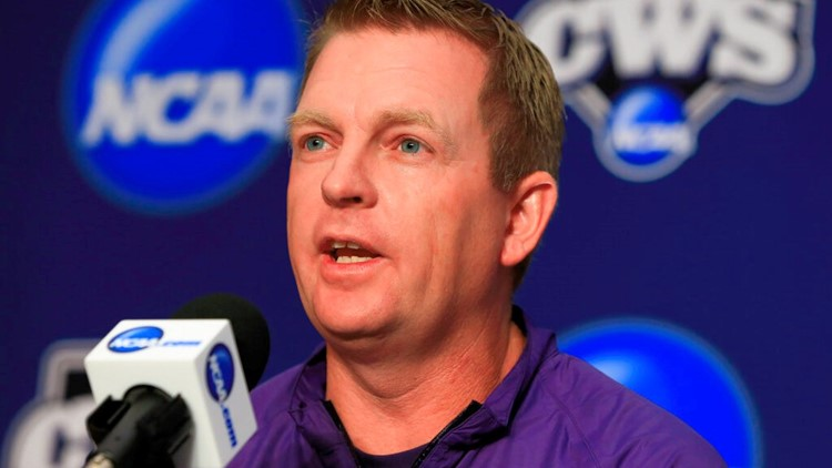 Jim Schlossnagle, the winningest baseball coach in TCU history, leaving for Texas A&M