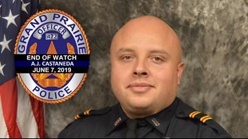 'Model police officer' killed in crash on Bush Turnpike