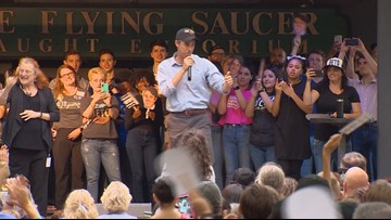 Beto O'Rourke plans Texas rally for same time as Trump — again