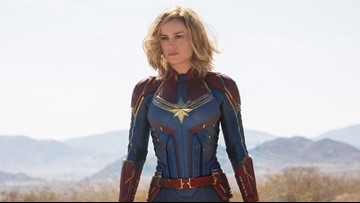 A new hero rises: 'Captain Marvel' hits theaters, plus more from Director's Chair