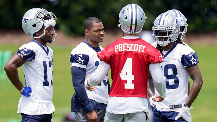 Here are the positions where the Dallas Cowboys are strongest headed into training camp