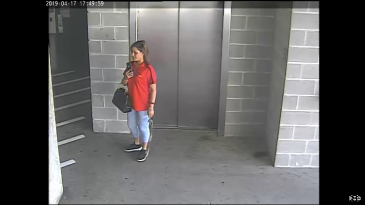 Watch: Last-known video of missing Mesquite mother