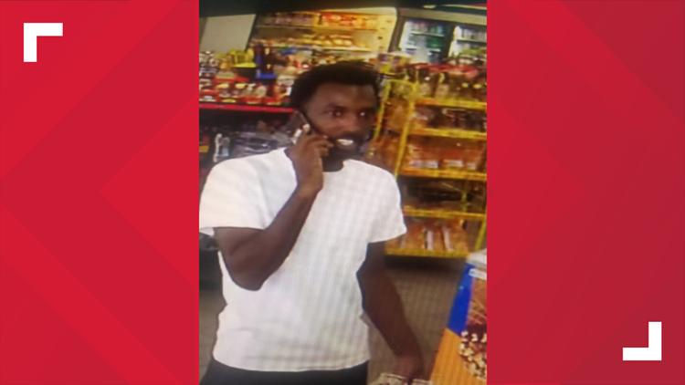 Gas suspect 2