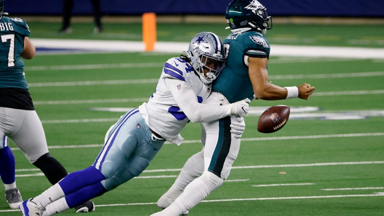 Dallas Cowboys' risk with defensive end Randy Gregory finally paying dividends