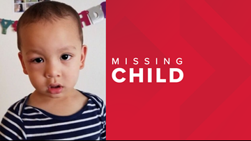 UPDATE: Denton police find body of missing 2-year-old boy