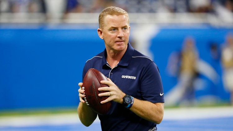 Jason Garrett to become offensive coordinator for the New York Giants