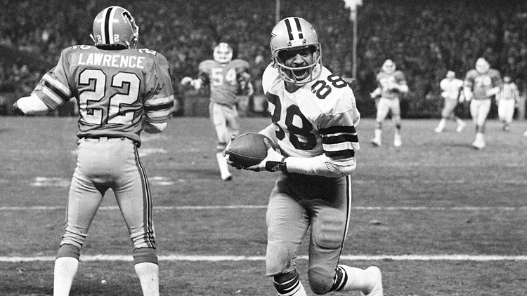 Cowboys legend Drew Pearson gets the call from Hall of Fame Saturday