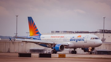 Allegiant Air is coming to Hobby Airport with seasonal fares starting as low as $33!