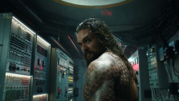 Own 'Aquaman' and several other new movies today: Director's Chair